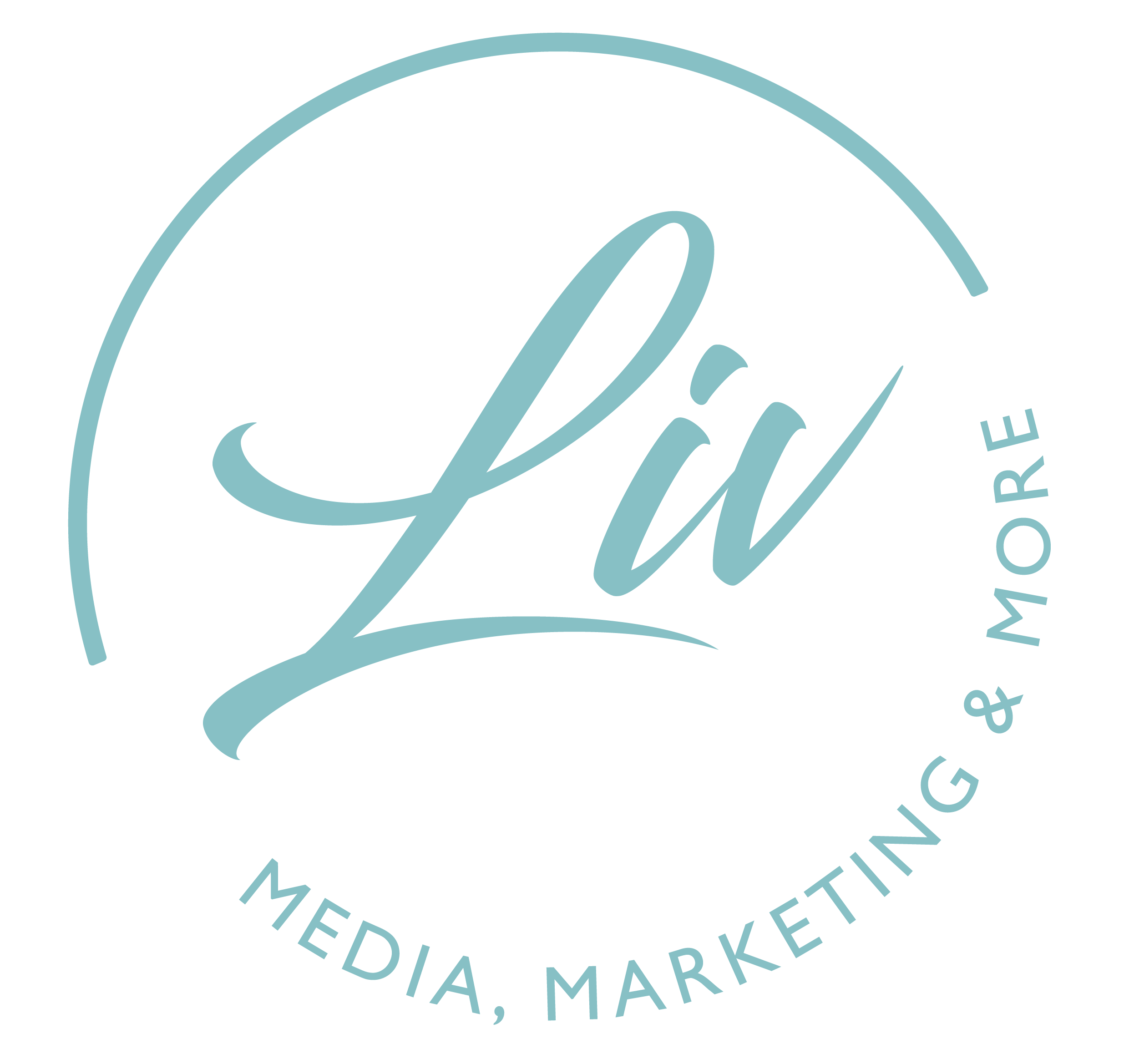 LivMedia logo - Marketing Services, based in the Upper Hunter